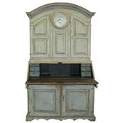 Early 19th Century Swedish Clock Secretary