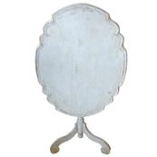 Swedish Rococo Pedestal Table