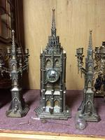 Nice church clock
