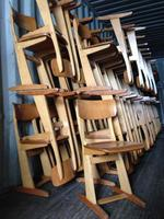 86x vintage chairs