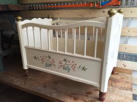 Brocante small bed