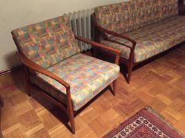 Vintage Seat and sofa