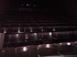 Complete theater with 200 vintage Seats