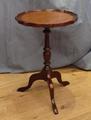Vintage wine table