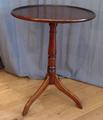 Early 19th century tripod table