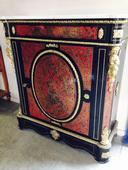 Boulle chest with brons inlay