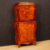 French inlaid secrétaire in Louis XV style