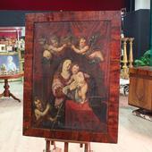 Italian religious painting of the eighteenth century