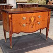 Italian dresser in Louis XVI style of the twentieth century
