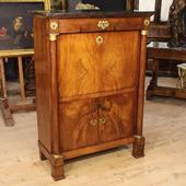 French Empire secrétaire in mahogany of the 19th century