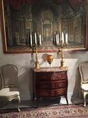 LOUIS XV COMMODE STAMPED CHEVALLIER