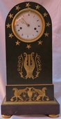 1795 Clock Time Period Directory has l Ouroboros in bronze 2 colour