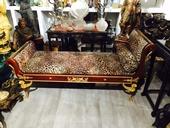 Bed RECAMIER 19th century