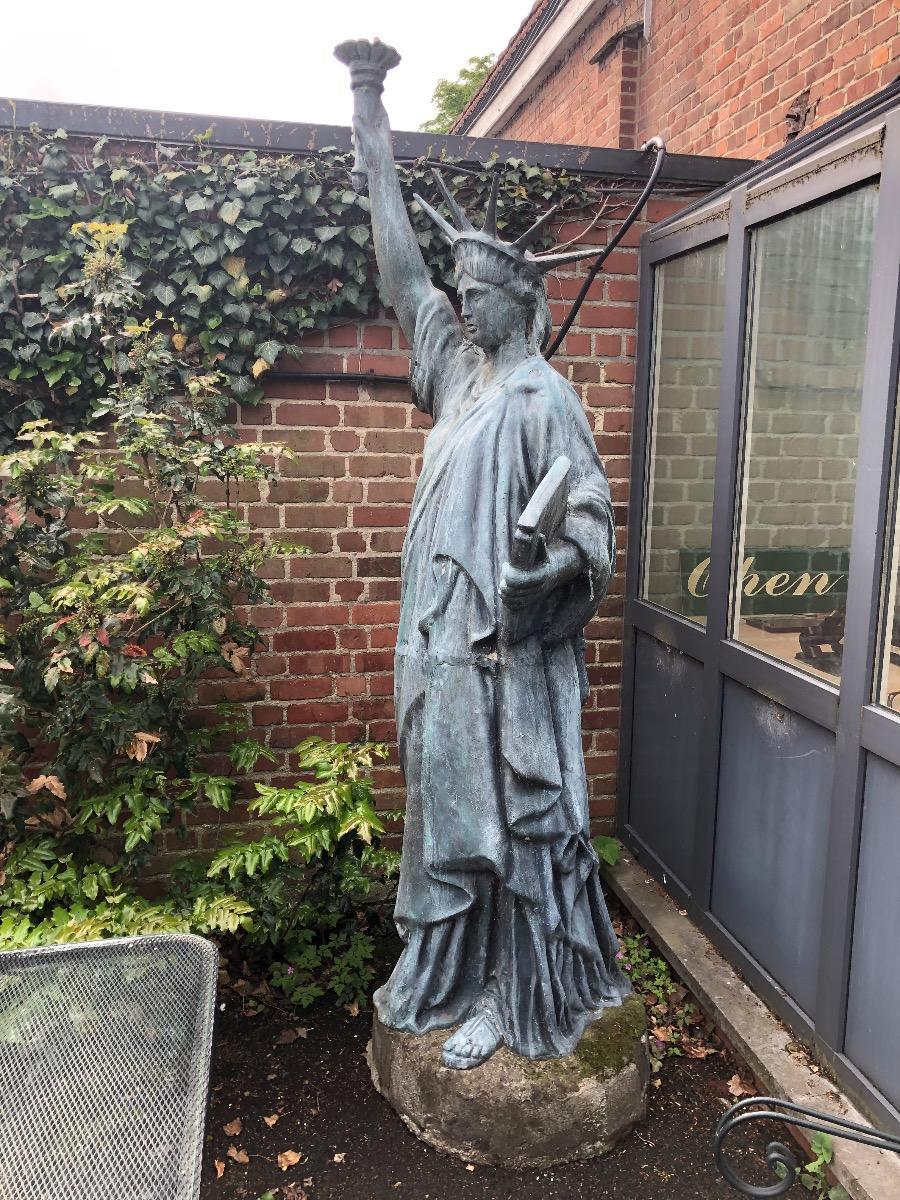 Tuin beeld Vrijheidsbeeld