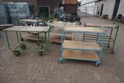 industrial trolley s