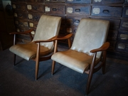 set of two nice vintage seats from the fifties